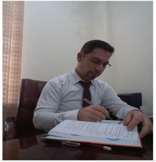 مدرس مساعد جاسم علي حسن