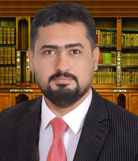 الاستاذ المساعد الدكتور ضرغام حسن عبد العبدلي